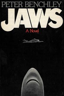 Novela Tiburón de Peter Benchley