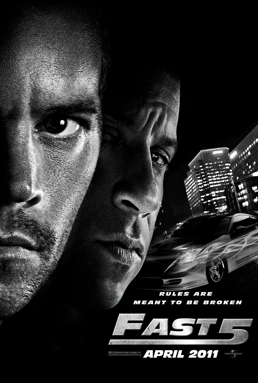 Digitista MediaWave: Fast and Furious 5 Movie Review ...