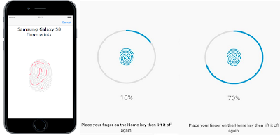 How to Create Better Fingerprint Recognition on Galaxy S8