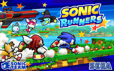 Download Game Android Gratis Sonic Runners apk + data
