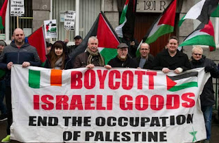 Senado de Irlanda vota a favor boicotear productos ilegales israelies