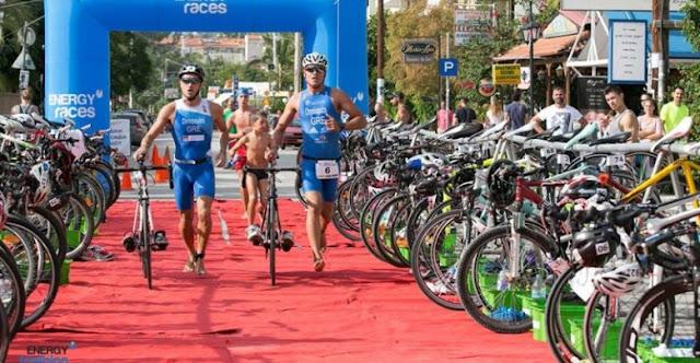 """""""Energy Triathlon Tolo 2019"""" στις 13 Οκτωβρίου 2019"""