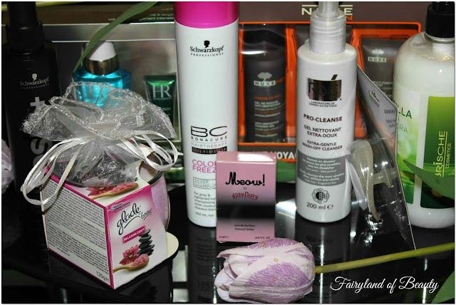 Мои покупки в интернет-магазине Parfumeria.ua.