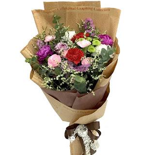 Bouquet shop singapore