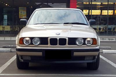 Eksterior BMW E34 Prefacelift