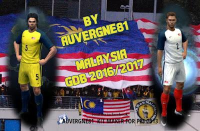 Malaysia gdb 2016/2017