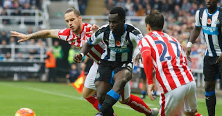 Stoke vs Newcastle United Live Streaming online Today 01.01.2018 Premier League