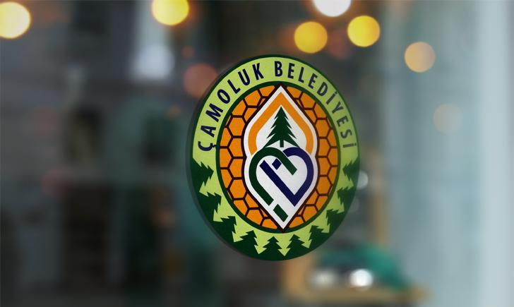 Giresun Çamoluk Belediyesi Vektörel Logosu