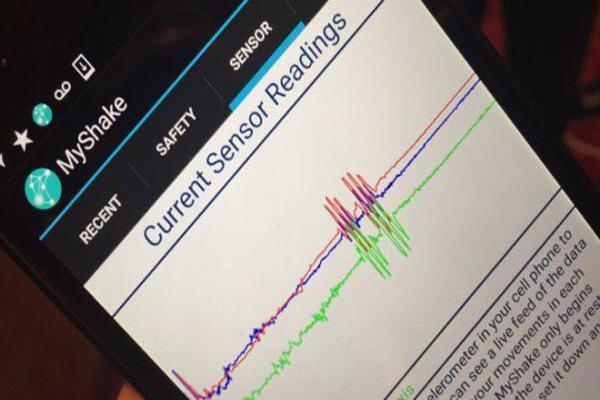 تطبيق جديد لتحويل هاتفك الذكي إلى جهاز للكشف عن الزلازل و الهزات الأرضية بسهولة !