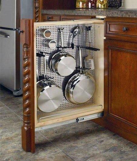 20 Eye Catching Under Stairs Wine Storage Ideas: Storage Ideas For Kitchens