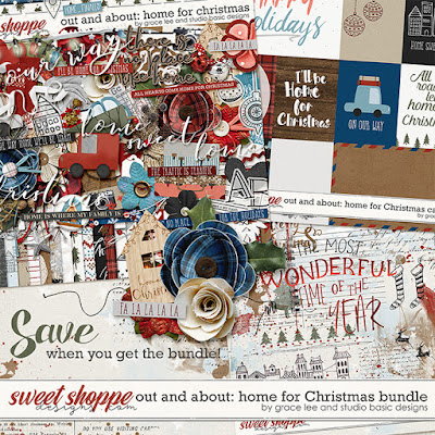 Out and About: Home for Christmas Bundle