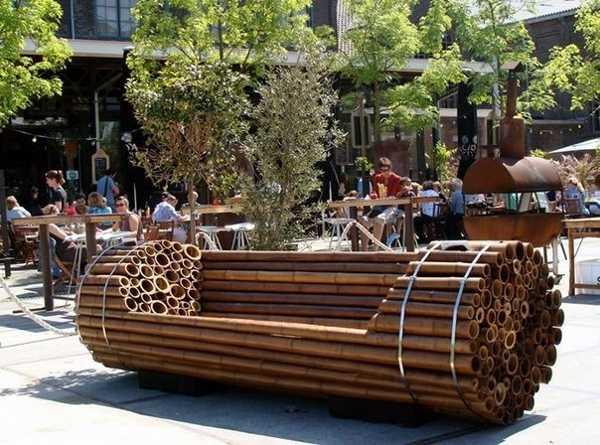 mueble para patios e inusuales