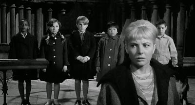 Barbara Ferris Children of the Damned (1964)