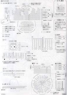 Amigurumi Mickey Mouse Free Crochet Pattern - Crochet.msa.plus   320x227