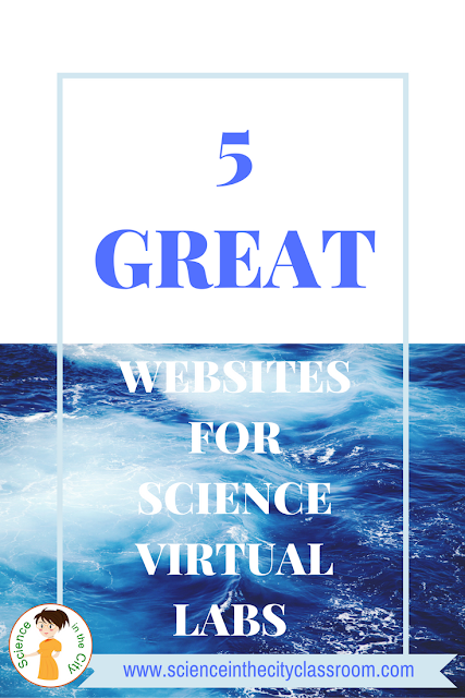 Best Websites for Virtual Science Labs