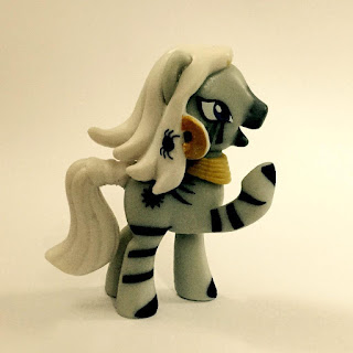 MLP Zecora Nightmare Night Friendship is Magic Collection Figure
