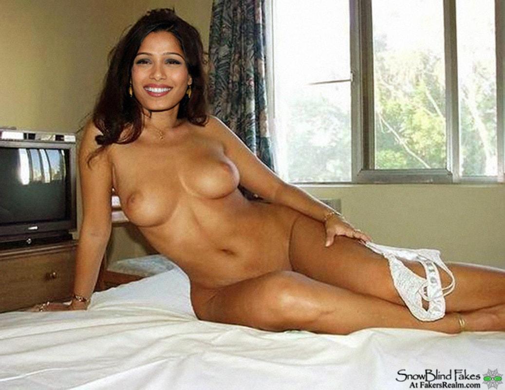 Freida pinto naked pics