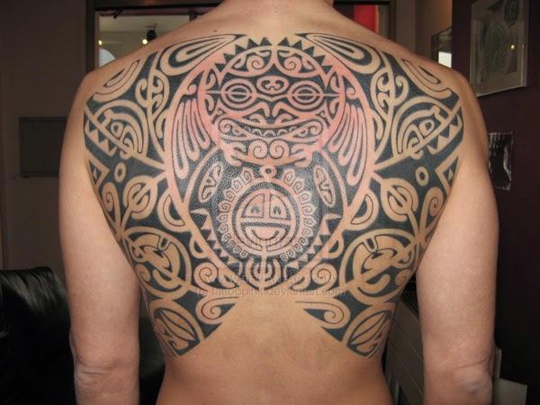 57 TATUAJES MAORI PARA CHICOS Belagoria la web de los tatuajes