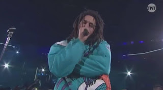 Watch Video: J.Cole Performs Medley at NBA All Stars