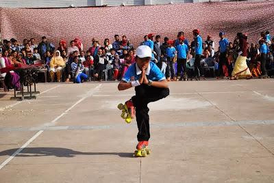 Fulfilling dreams – Utpal's new school