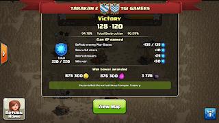Clan TARAKAN 2 vs TGI GAMERS Myanmar, TARAKAN 2 Victor