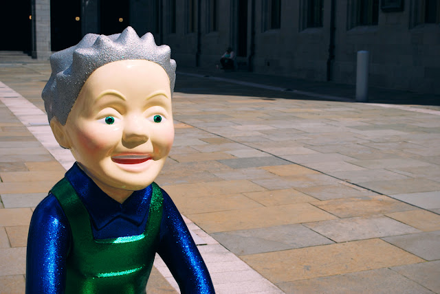 Night on the Toon - Oor Wullie Bucket Trail Aberdeen