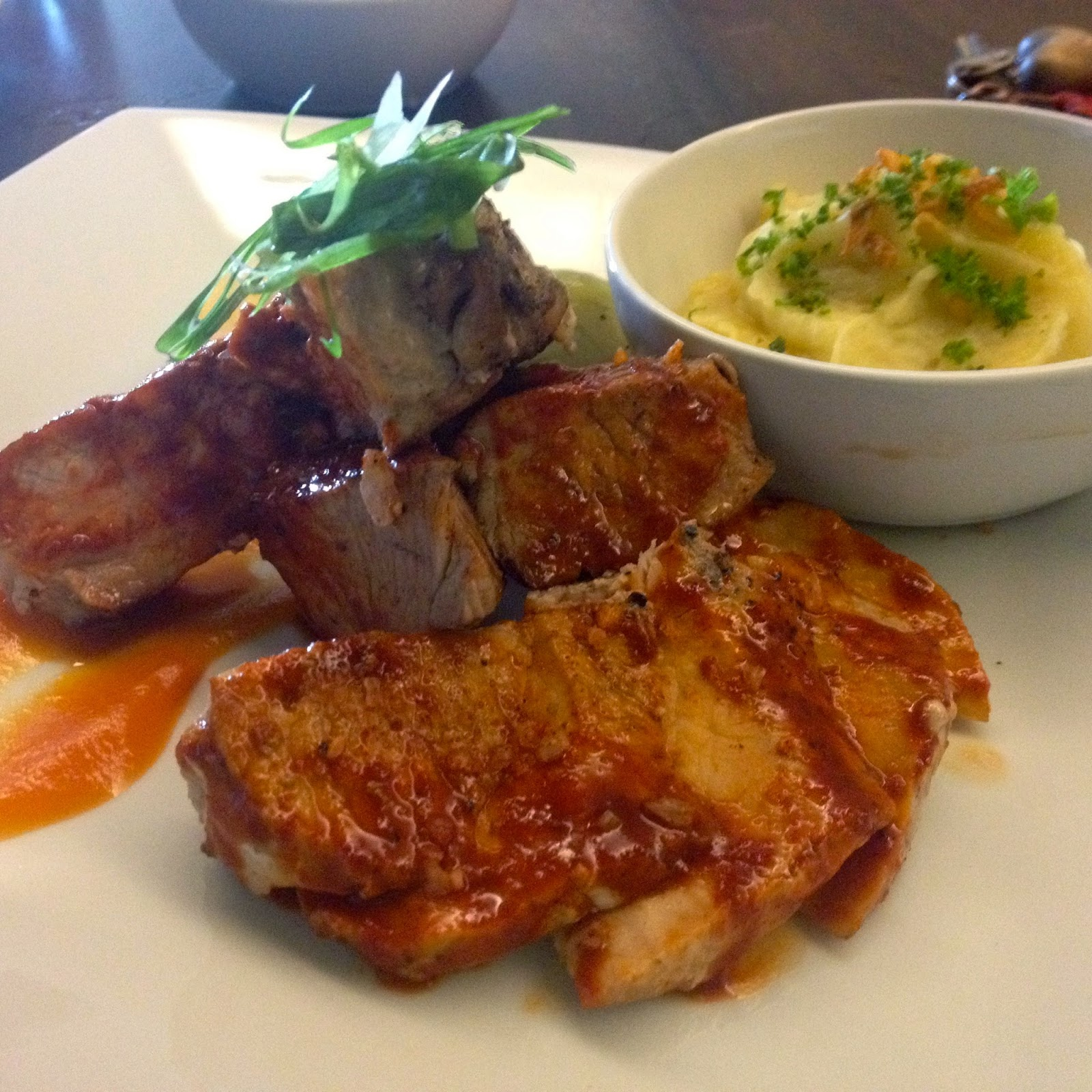 Asturias Pork at Carnivore Restaurant Cebu