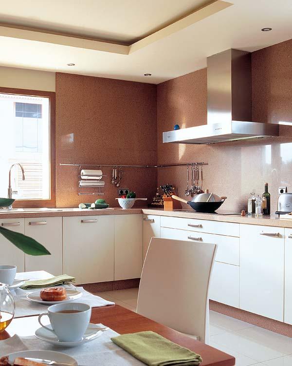 Decoraconmar a distribuci n de una cocina con planos for Plano de una cocina profesional