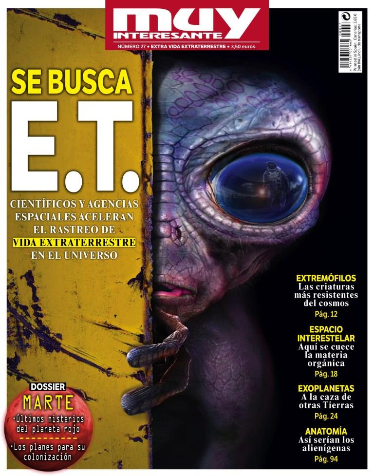 Muy Interesante – Extra Vida Extraterrestre 2015