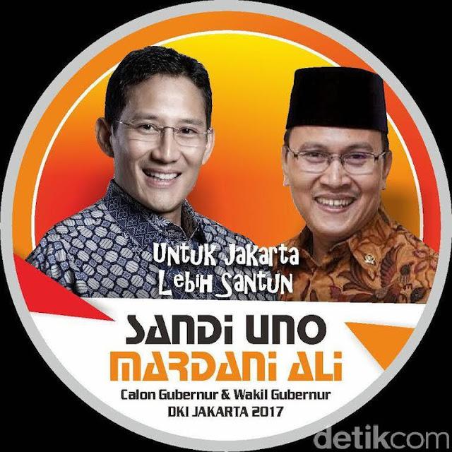 Dipasang PKS Jadi Cawagub Sandiaga, Mardani: Kami Ingin DKI yang Manusiawi