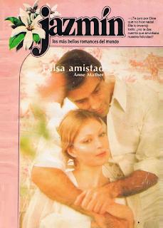 Anne Mather - Falsa Amistad