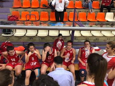 REPORTAJE: El cuarto puesto del Jaén CB en el Campeonato de Andalucía Femenino