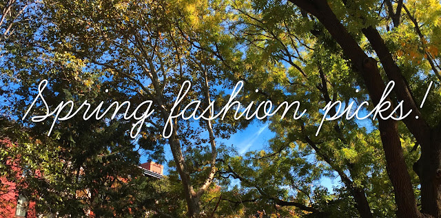 Spring fashion bloggers 2016