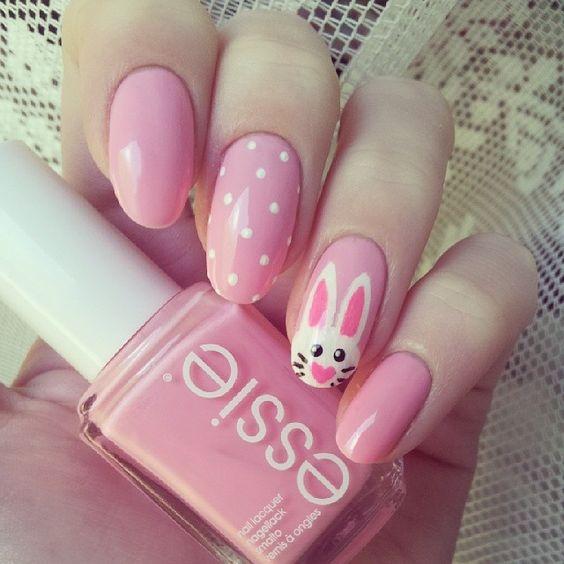 Love Cosmetics Wielkanocne Paznokcie Inspiracje