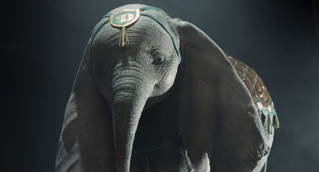 Dumbo (2019) Dual Audio [Hindi-Cleaned] 720p BluRay ESubs Download