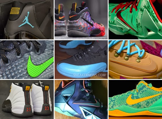 the latest 3fad0 5adea What sneakers are releasing in December, 2013  Funny you should ask. This  last month of the year has plenty of exciting pairs-the Nike Kobe 8 goes  super ...