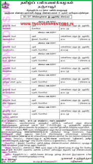 thanjavur-tamil-university-sc-st-professors-recruitment-notification-www-tngovernmentjobs-in