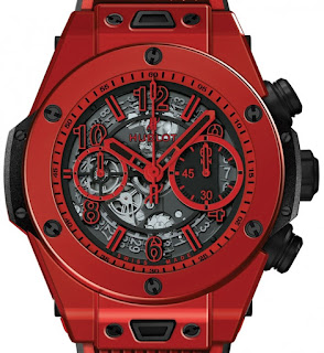 Montre Hublot Big Bang Unico Red Magic