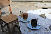 warung kopi ake belitung