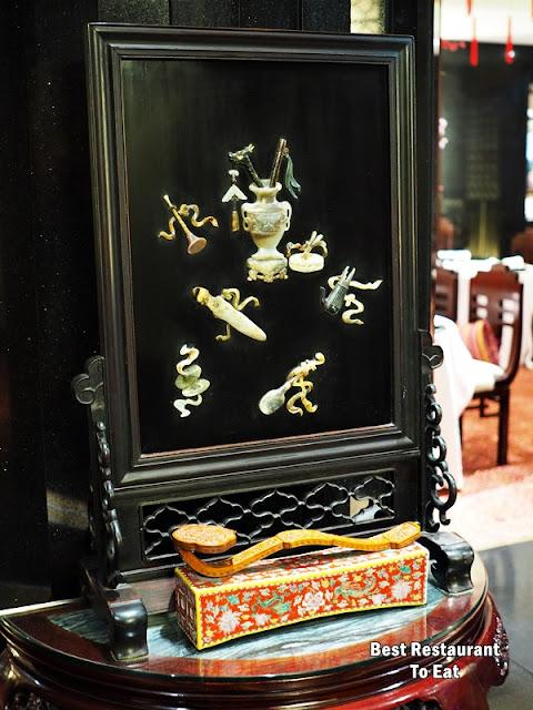 Li Yen Chinese Restaurant Ritz Carlton Kuala Lumpur