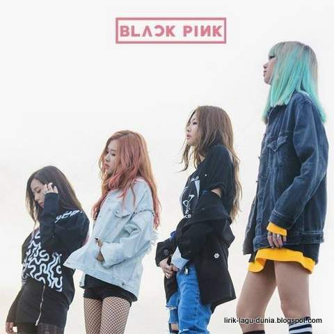 BlackPink - Playing With Fire