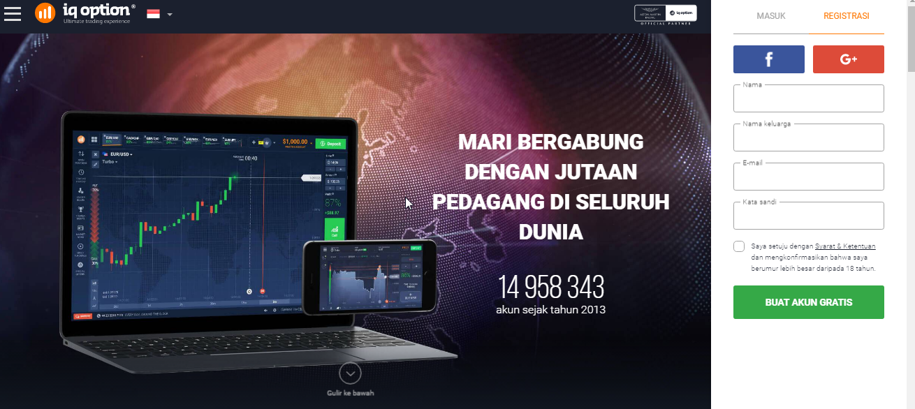 Forum trading option indonesia