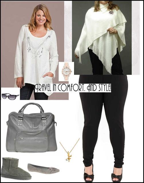 Plus Size Travel Clothing