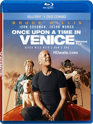 Once Upon a Time in Venice (2017) English 1080p & 720p BluRay