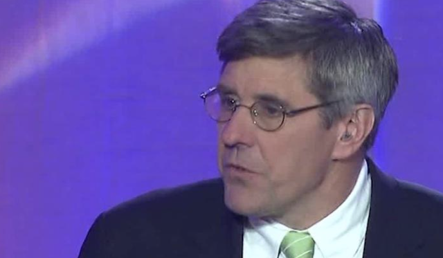 Trump Fed pick Stephen Moore says critics are 'pulling a Kavanaugh against me'