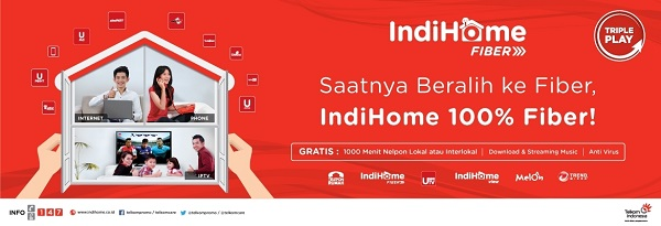Paket Internet Unlimited IndiHome