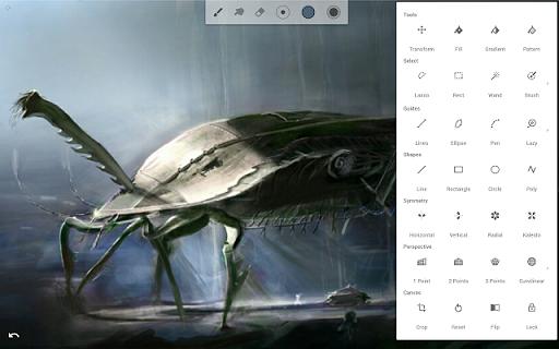 تطبيق الرسام اللانهائي Infinite Painter PREMIUM