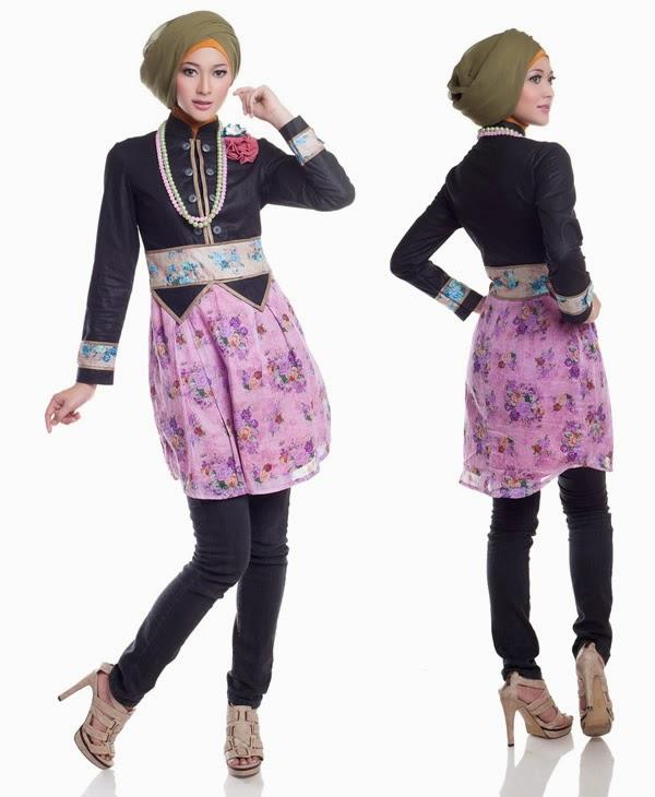 Model baju muslim terbaru untuk remaja putri Harga baju gamis remaja modern