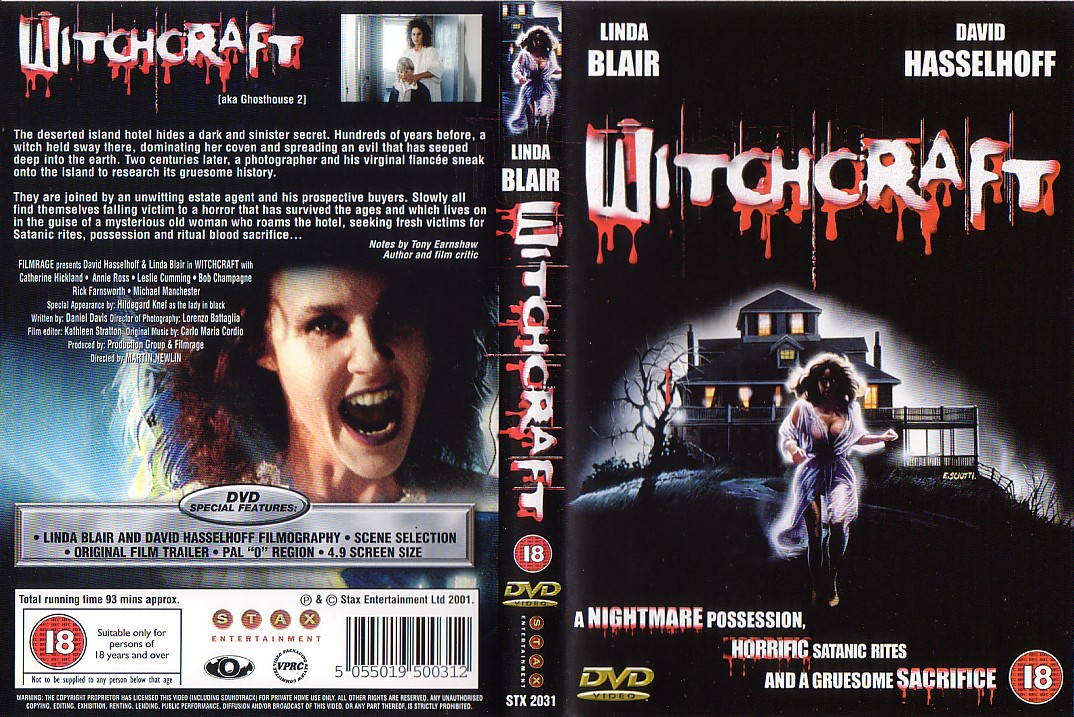 Cult Trailers: Witchery (1988)
