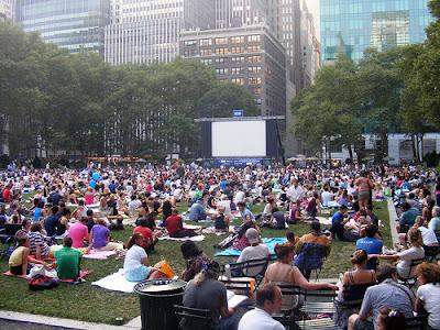 HBO Bryant Park Summer Festival